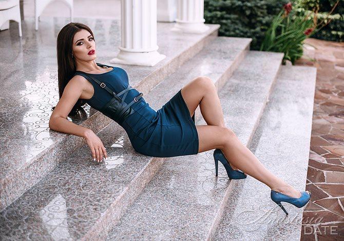 Player Beautiful Ukrainian Woman Irina